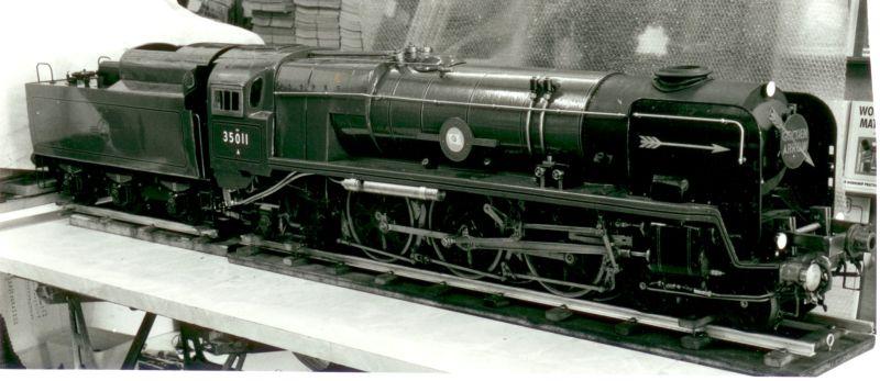 MJ Engineering - Miniature Traction Engines